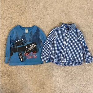 Oshkosh B'gosh shorts size 2T